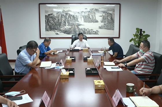市退役军人事务局党组传达学习市委十届九次全会精神